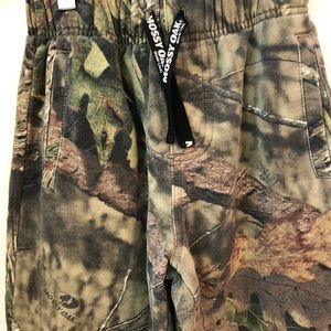 Mossy Oak Camo Sweat Pants - M (8)